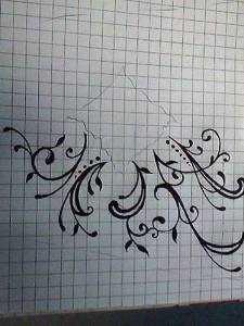 tattoo background