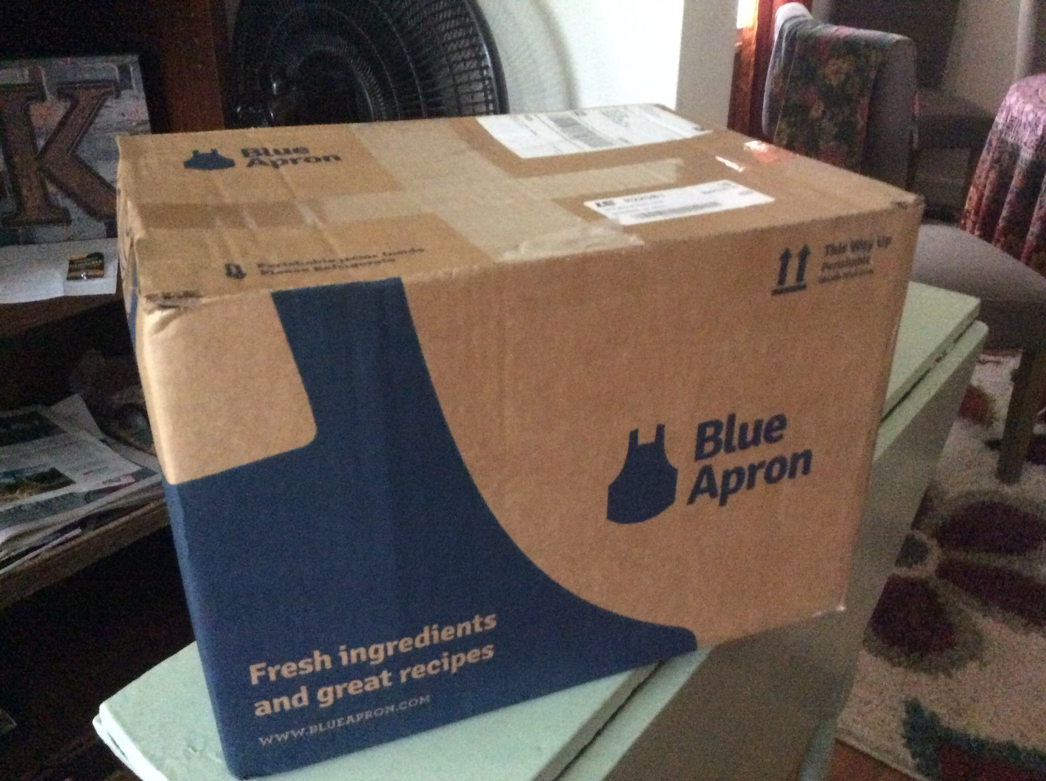 Blue apron richmond